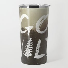 Go Wild Travel Mug