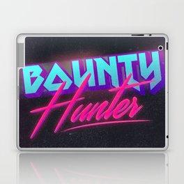 Bounty hunter Laptop & iPad Skin