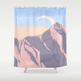 Everest Shower Curtain