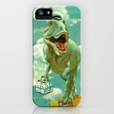 Dino Slim Case iPhone (5, 5s)