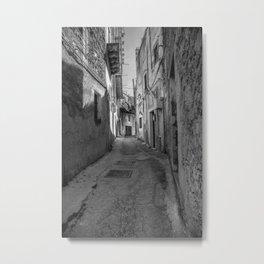 Caltabellotta Sicily Metal Print
