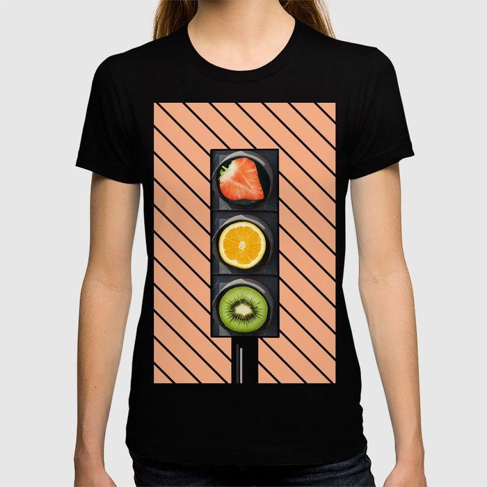 Fruity Traffic Lights T-shirt