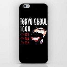 Tokyo Ghoul iPhone Skin
