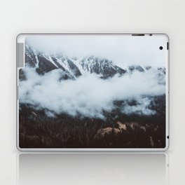 On a cloudy day - Landscape and Nature Photography Laptop & iPad Skin