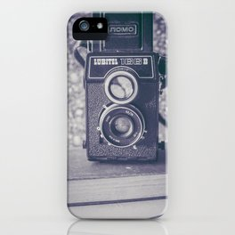 Lubitel iPhone Case