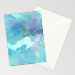 Breathing Under Water Stationery Cards