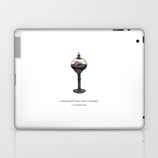 a piece of Cake Laptop & iPad Skin