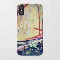 graffiti iPhone & iPod Cases featuring Graffiti  by Danielle DePalma