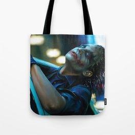 Joker Heath Ledger Tote Bag