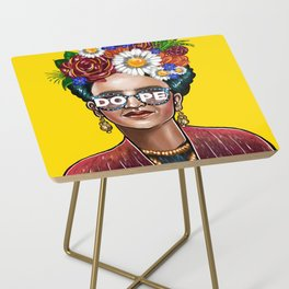 Something Dope Revised Side Table