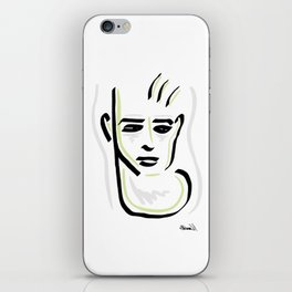 Tommy iPhone Skin