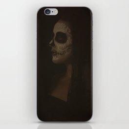Calavera iPhone Skin
