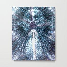 Entering the Astral Plane Metal Print