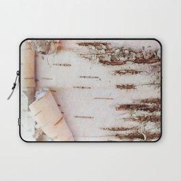 Birch Wood Laptop Sleeve