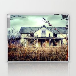 Yellow House Laptop & iPad Skin
