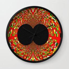 ENTOPIC PHENOMENA Wall Clock