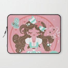 Royal Milk Sea Laptop Sleeve