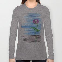 Bloom of a Fire Long Sleeve T-shirt