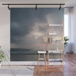 Pale Sunrise Wall Mural