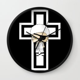 Farfarello Wall Clock