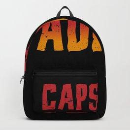 Capsaicin Addict Chili Backpack