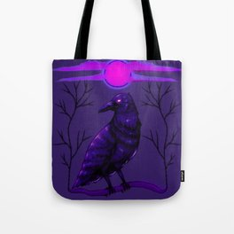 Rise of the Raven Tote Bag