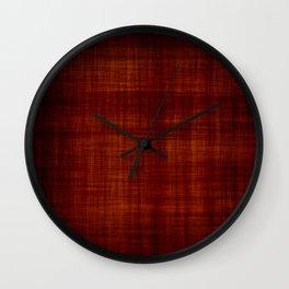 AppalachianSilk 06 Wall Clock