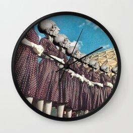 NEO-TRIBE Wall Clock