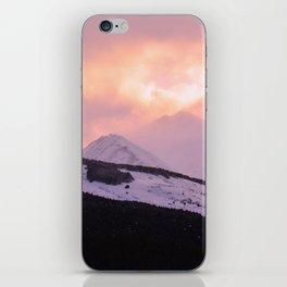 Rose Quartz Turbulence - III iPhone Skin