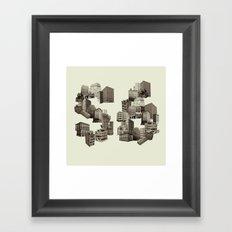 Artitecture  Framed Art Print
