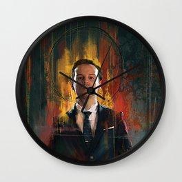 J.Moriarty Wall Clock