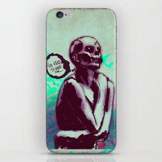 Desperate Zombie iPhone & iPod Skin