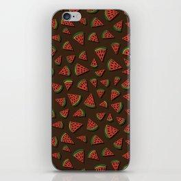 retro watermelons iPhone Skin