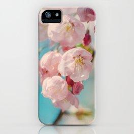 Sakura 08 iPhone Case