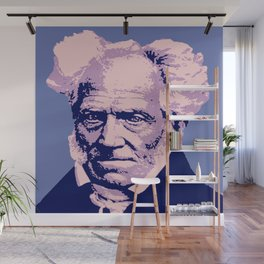 Arthur Schopenhauer Wall Mural