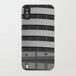 Bici a San Siro iPhone Case