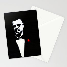 The Godfather: Vito Corleone Stationery Cards