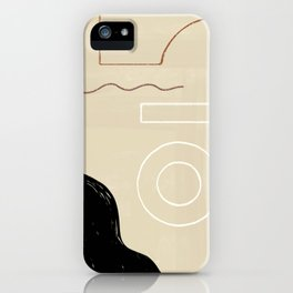 Branded Abstract 9 iPhone Case