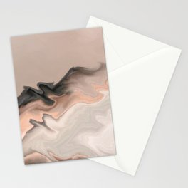 Marble Dream: a digital dreamscape Stationery Cards
