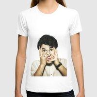 darren criss T-shirts featuring Darren Criss by weepingwillow