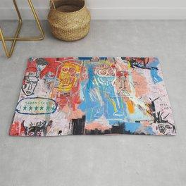 Basquiat Style 2 Rug