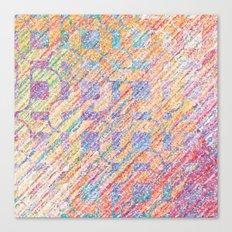Delightful Spectrum x Orion Canvas Print