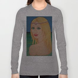 Sea Princess by Soozie Wray Long Sleeve T-shirt