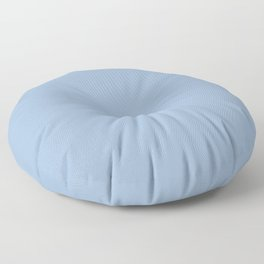 Sherwin Williams Trending Colors of 2019 Celestial (Pastel Blue) SW 6808 Solid Color Floor Pillow