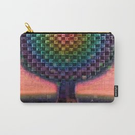Tree Town Rainbow Etude Carry-All Pouch