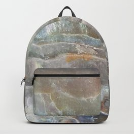 Stormy day abalone Backpack