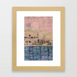 Lido Framed Art Print