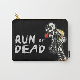 run or dead Carry-All Pouch