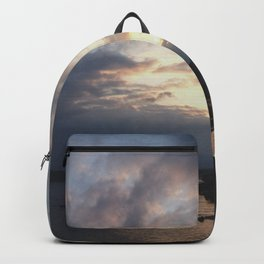Peaking Through the Clouds Backpack