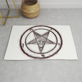 Symbol of the Occult Rug